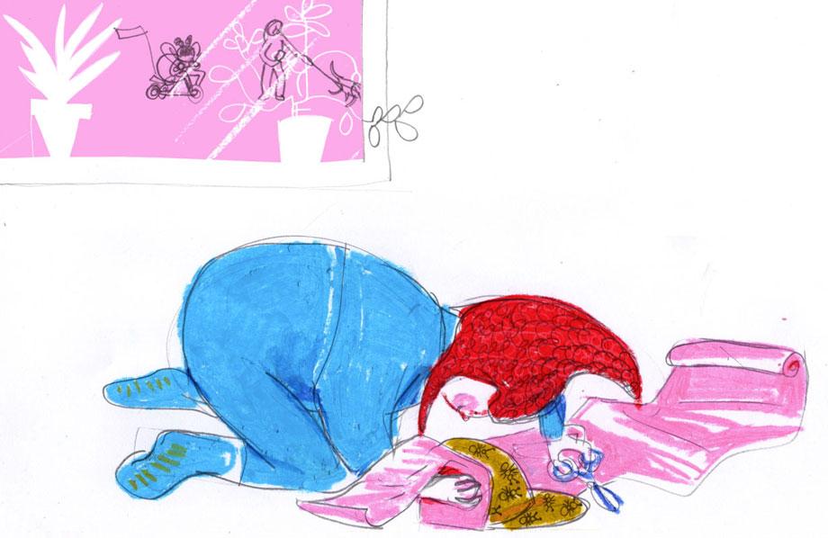 Bilderböcker för barn ©Jalmar Staaf