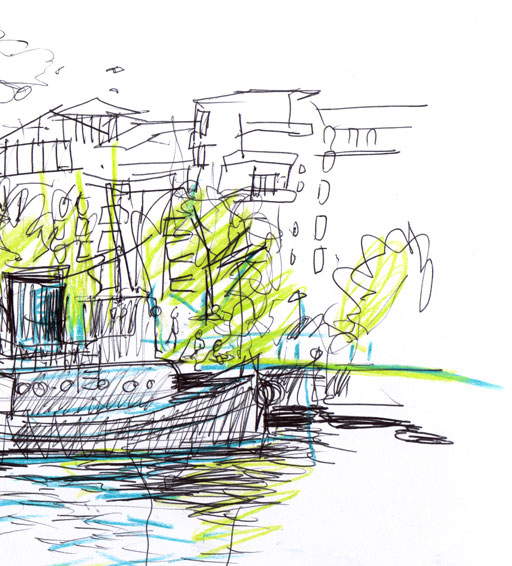 Stockholm, Hammarby sjö ©Jalmar Staaf